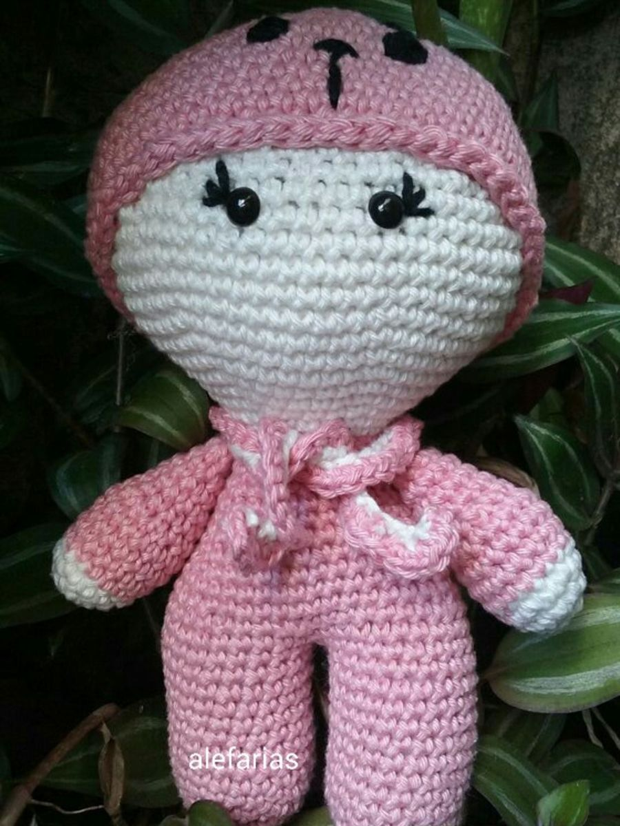 Amigurumi Poupons YOYO crochet partie 2/2 / YOYO mini dolls ... | 1200x900
