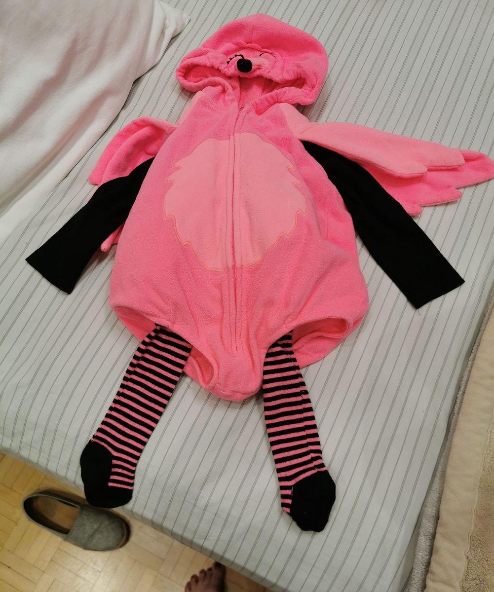 Fantasia Fofa De Flamingo Para Bebe Roupa Infantil Para Bebe Carter S Usado 37950115 Enjoei