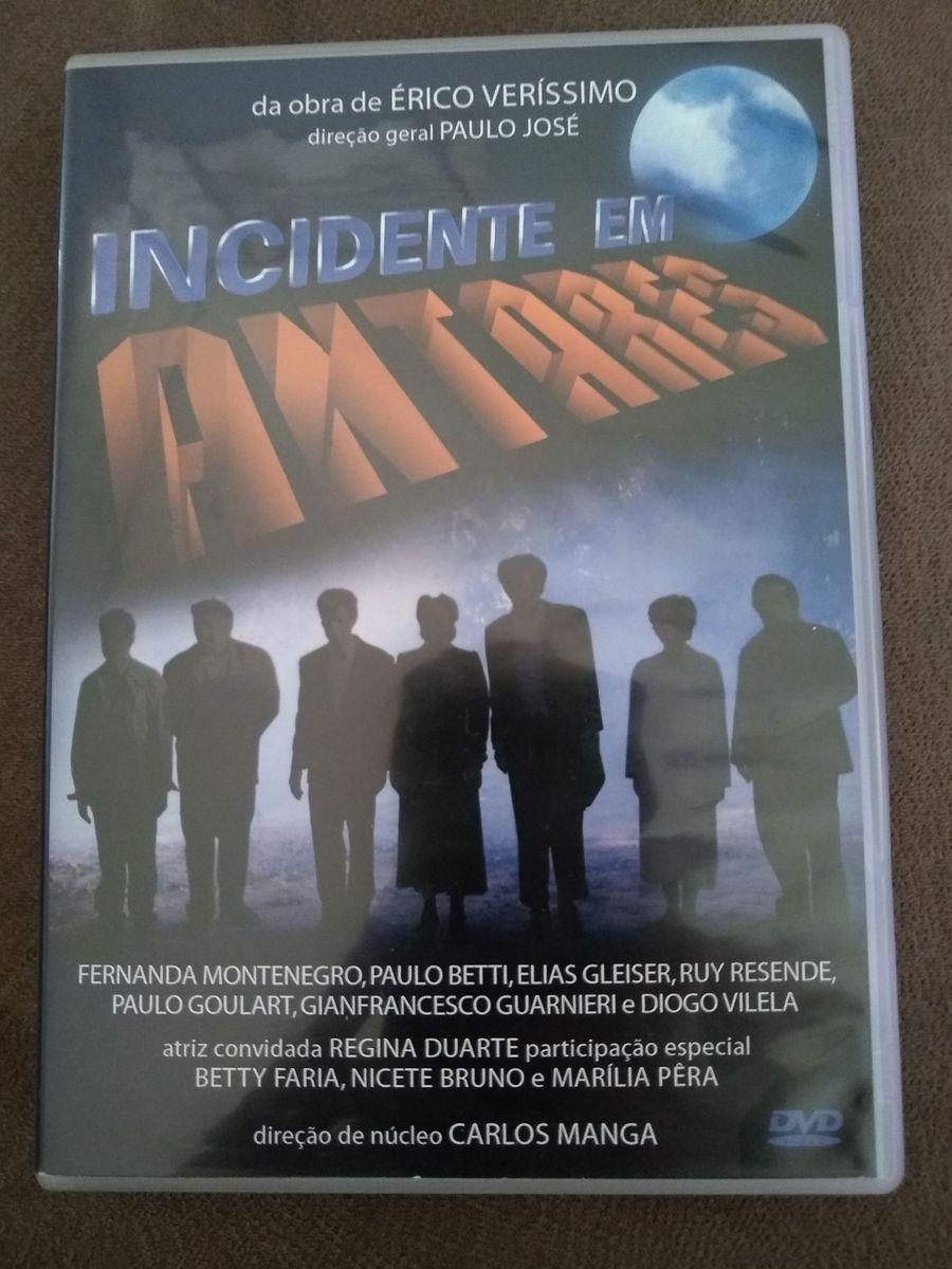 Dvd Incidente em Antares | Filme e Série Som-Livre Usado 30388120 ...