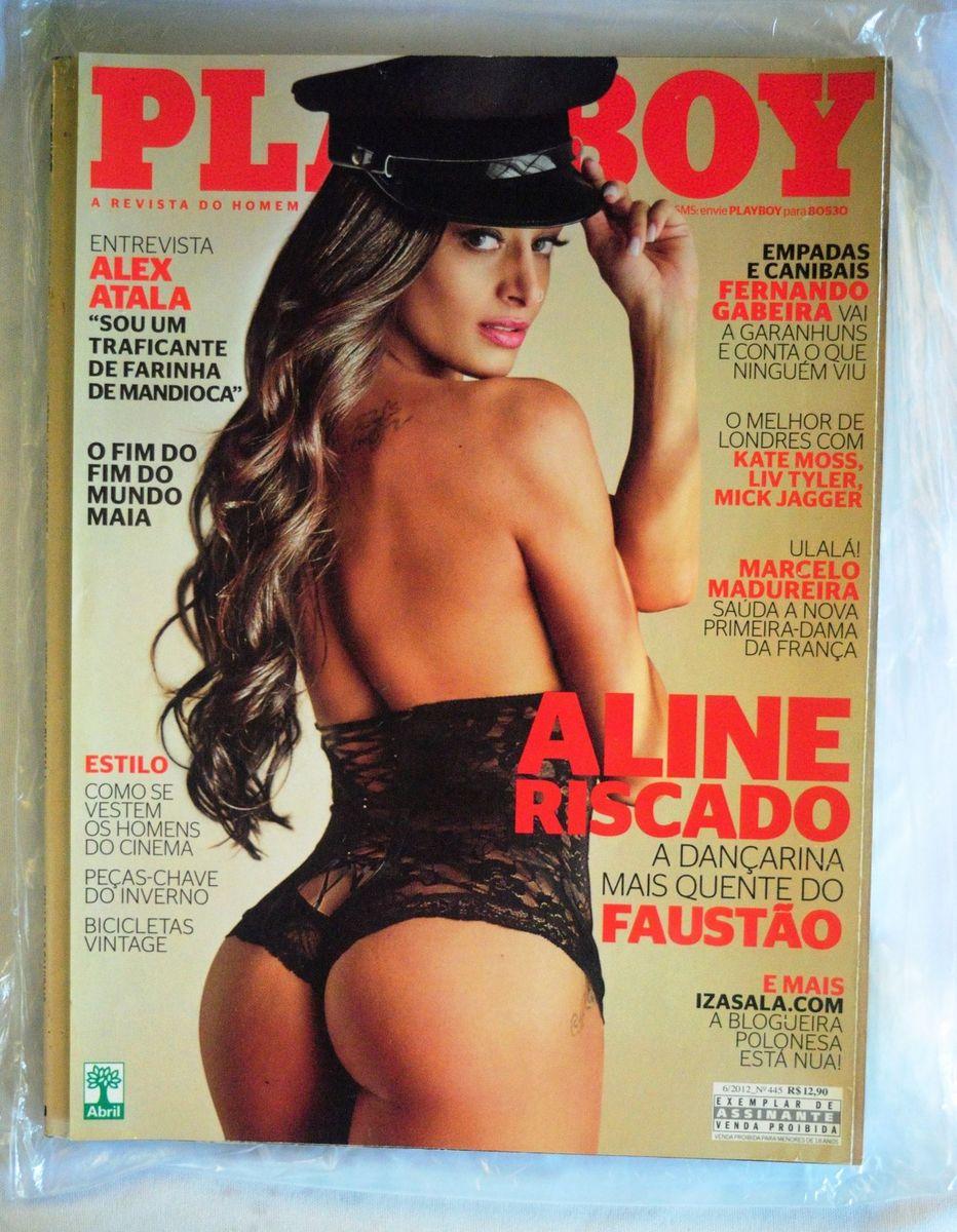 Aline Moraes Toda Nua revista playboy, junho de 2012, aline riscado