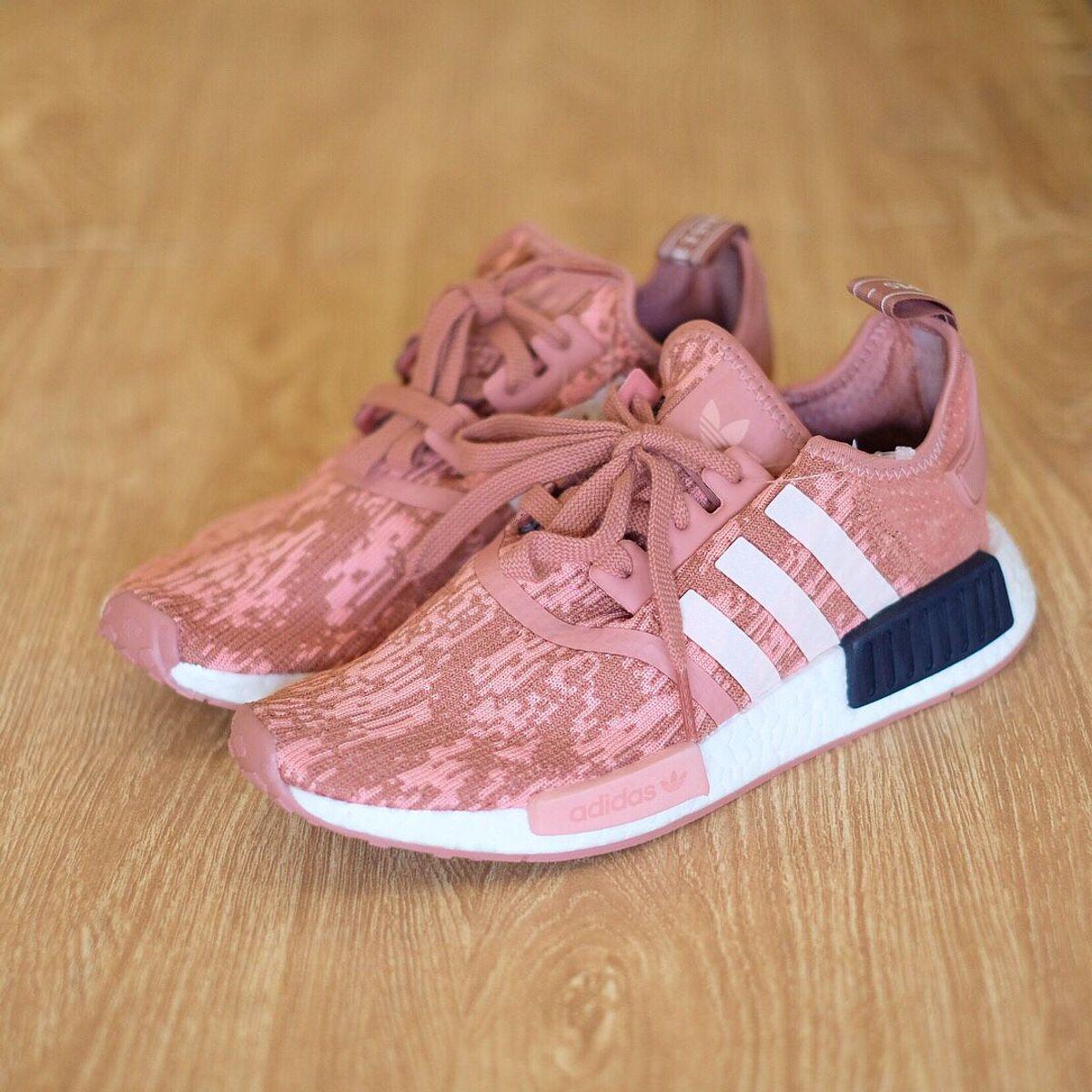 adidas hellbender feminino rosa