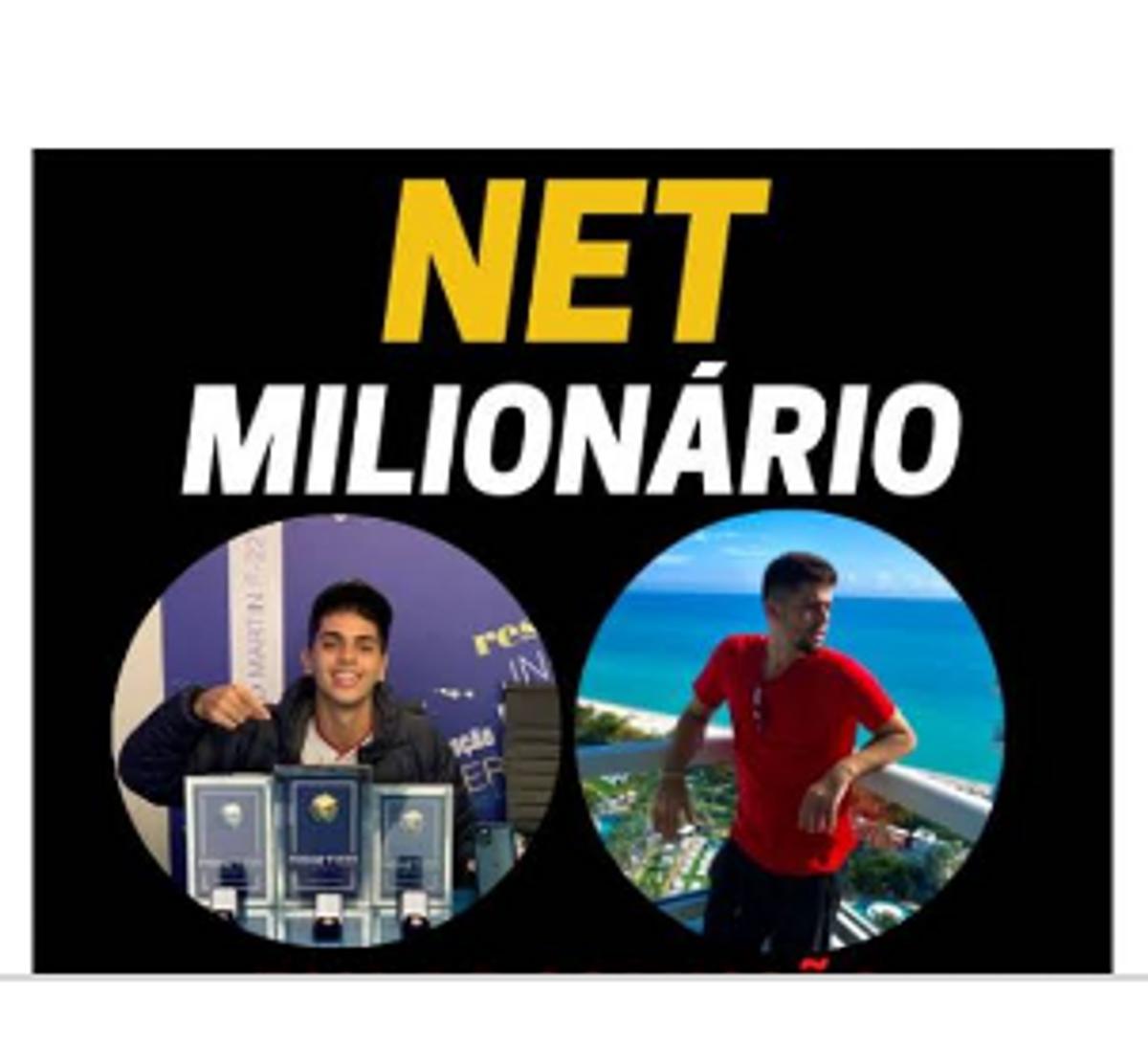 curso net milionário funciona