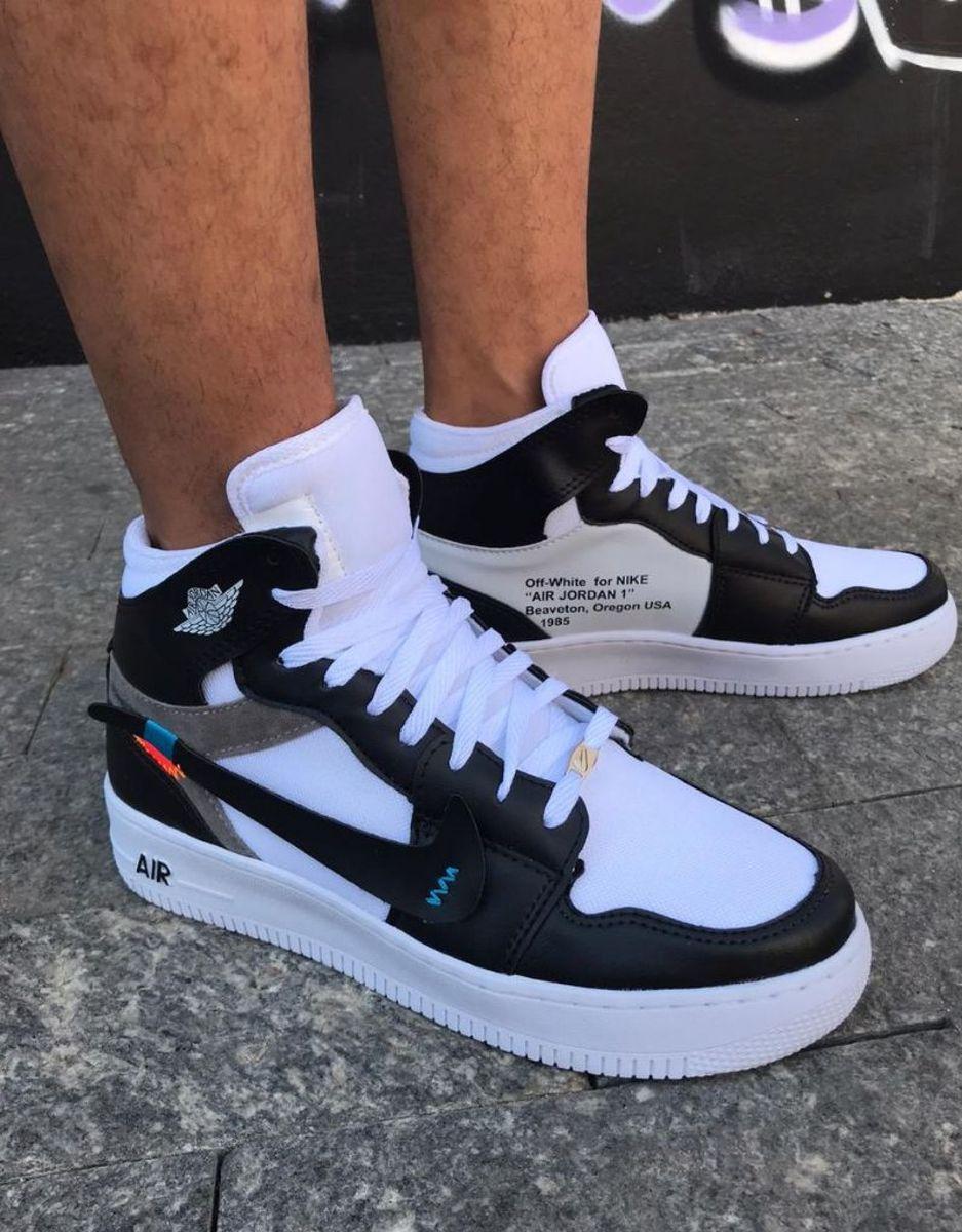Aguanieve Fabricante Comparable  Bota Nike Jordan | Bota Feminina Nike Nunca Usado 46389129 | enjoei