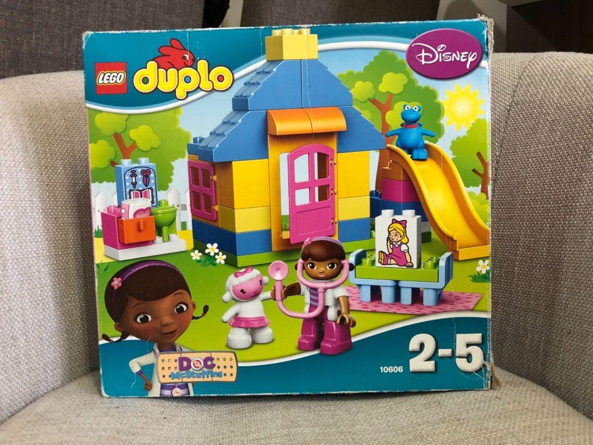 Lego Duplo Doutora Brinquedos Disney Brinquedo Para Bebes