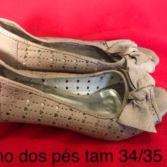 4d1bf93068 sapato sonho dos pés