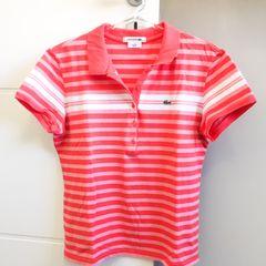 e348cdc60c7 Camisa Lacoste Jacare Rosa - Encontre mais belezas mil no site ...