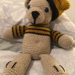 Urso crochê amigurumi no Elo7 | JuzinhaCroche (B178A0) | 240x240