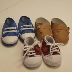 a15417ec8 Sapato Azul Bebe | Comprar Sapato Azul Bebe | Enjoei