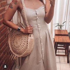 1e7671dccb Vestido Frida - Encontre mais belezas mil no site  enjoei.com.br ...