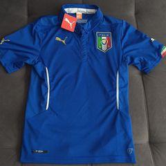 e27381e81cf camisa oficial da puma da seleção da italia c  etiquetas - modelo copa de  2014