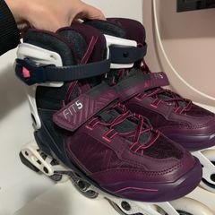 2dcd05441 roller patins feminino fit500 oxelo tamanho. 37