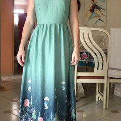 Comprar vestido longo barato