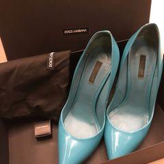 b74427d8a Sapato Scarpin Dolce Gabbana   Comprar Sapato Scarpin Dolce Gabbana ...