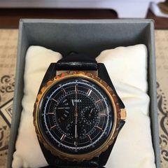 75f8f5cfe052 relógio timex masculino pulseira preta