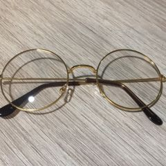 5e7d60eab Oculos De Grau Em Metal Dourado   Comprar Oculos De Grau Em Metal ...