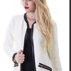 cd0d3a801524 Blazer Casaco Feminino | Comprar Blazer Casaco Feminino | Enjoei