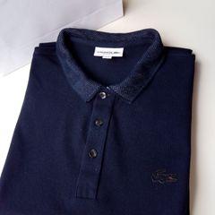 a1c7cbfd7e0a7 Lacoste Camisa Masculina 2019 Nova ou Usada