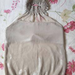 3452334aa9 blusa costas abertas e gola alta