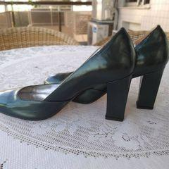 b0d63134e8 Sapato De Salto Alto Verde Agua - Encontre mais belezas mil no site ...
