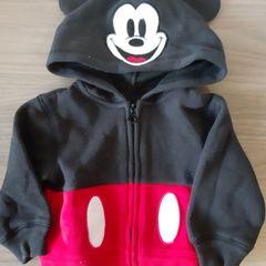 dc660b9c0c casaco mickey novo com capuz de orelha