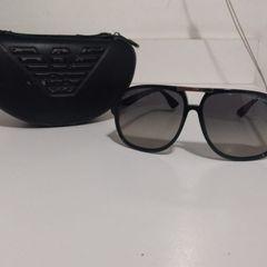 55230ef9523c6 Emporio Armani Óculos Masculino 2019 Novo ou Usado