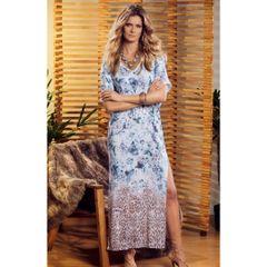17531d83b Camisola Longa Azul - Encontre mais belezas mil no site  enjoei.com ...