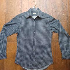 64216671b4 camisa social burberrY