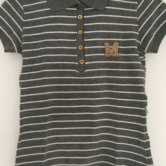 05ea2104f5 camiseta polo feminina marca m officer