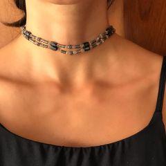 8c2a97a02 colar feminino corrente prata