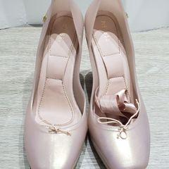 0821f36a0e melissa ballet heel rosa 37