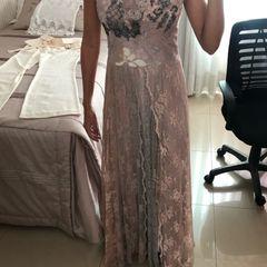 eb1d54d7b Vestido De Festa Fabiana Milazzo | Comprar Vestido De Festa Fabiana ...