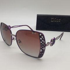 5c0081301a784 óculos roxo dior polarizado novo com case