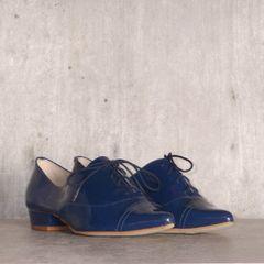 505976ac6e Oxford De Couro Sem Cadarco - Encontre mais belezas mil no site ...
