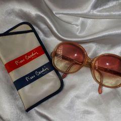 7da2d2032 lindo,raro óculos de sol vintage feminino pierre cardin paris,anos 70