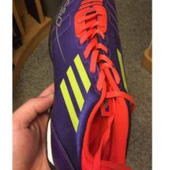 cacd6086bbc Chuteira Society Adidas - Encontre mais belezas mil no site  enjoei ...