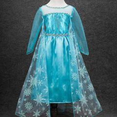 3d24aeaff67 Vestido Frozen Infantil - Encontre mais belezas mil no site  enjoei ...