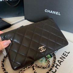 164a8af28 Chanel Carteira Chanel | Comprar Chanel Carteira Chanel | Enjoei