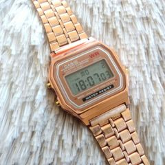 cb8b85225 Relogio Casio Vintage Rose - Encontre mais belezas mil no site ...