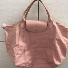 1a04250be6 Bolsa Longchamp Couro - Encontre mais belezas mil no site  enjoei ...