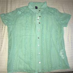 f9cefcdf5a camisa fem botao verde hering