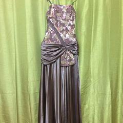 3efb608234 Vestido roxo longo para Formatura ou Madrinha