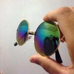 c51581748 Oculos Redondo Lente Colorida | Comprar Oculos Redondo Lente ...