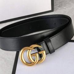 9e0aa7268 cinto gucci double g couro legítimo qualidade top luxo