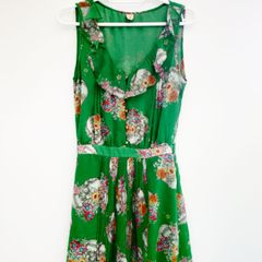 79efa7711 Vestido Flores Pequenas Farm | Comprar Vestido Flores Pequenas Farm ...