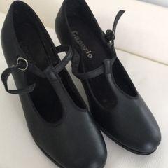 b4f83abfad sapato de dança de salão capezio