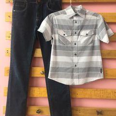 c6bcc82b0 Ak Jeans | Comprar Ak Jeans | Enjoei
