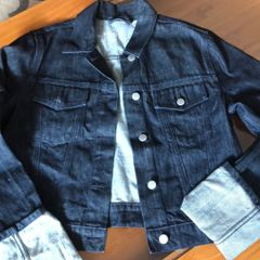 3ee8b82fcc Jaqueta Jeans Gap - Encontre mais belezas mil no site  enjoei.com.br ...