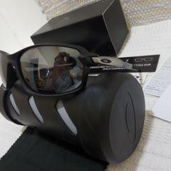 fa0619bda óculos oakley carbon shift preto/prata polarizado - importado e novo