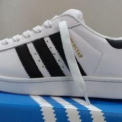 7345302cb8a Tenis Adidas Star - Encontre mais belezas mil no site  enjoei.com.br ...
