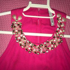 0bc26f3120 blusa pink gola bordada